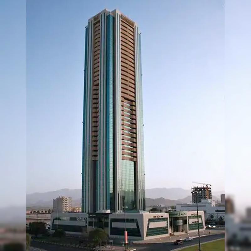 Fujairah-Tower